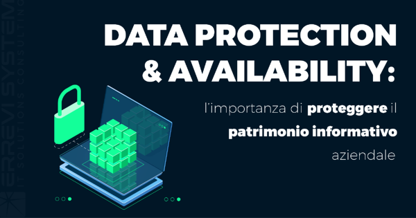 Data Protection & Availability